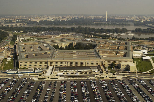 Pentagon: Transgender Troops Required to Use Undergarments Consistent with Biological Genitalia