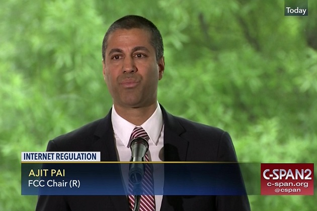 FCC Chair, Ajit Pai, Under Investigation By Own Agency, Says New York Times Report