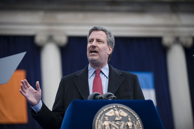 Media Outlets, Activists Say DeBlasio Takes Positions on Environment that Don't Jive with Own Way of Life