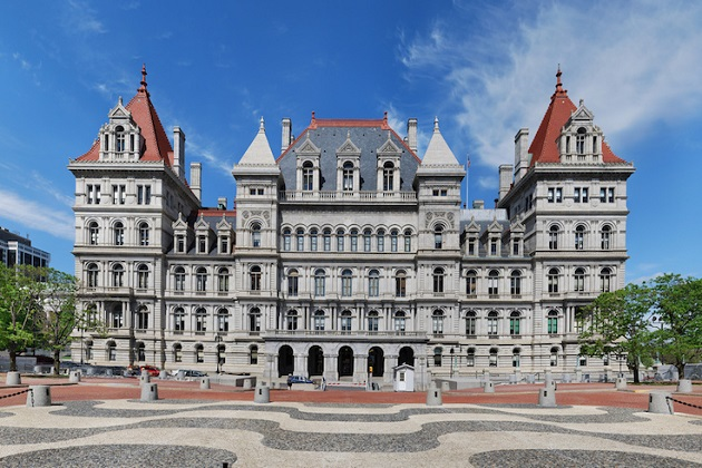 New York Lawmakers Urged to Confront Corruption
