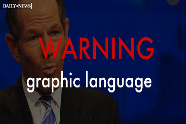 SHOCKING: Russian Prostitute Claims She Has Eliot Spitzer on Tape Threatening Life; NYPD Investigating
