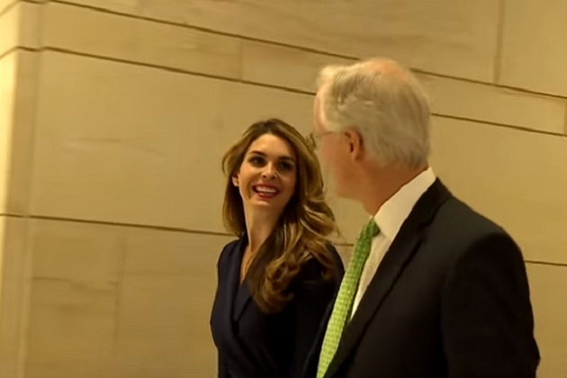 """Trump's Longest Serving Aide, Hope Hicks Resigns; Were Probes, Little """"White Lies"""" Too Much for Com Director?"""