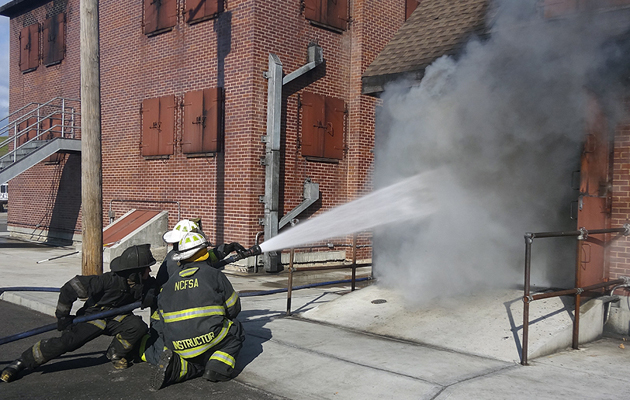 Nassau County Fire Service Academy: Whipping Firefighters Into Shape For Over 50 years