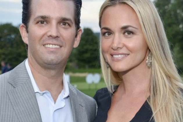 Vanessa Trump Files for Divorce from Don Jr. in NYC Supreme Court; Prominent Liberals Mock on Twitter