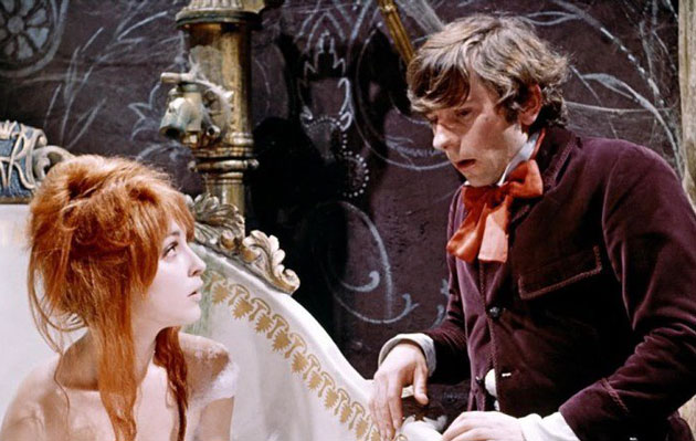 Sharon Tate Roman Polanski Fearless Vampire Killers