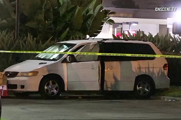 California Homeless Family of Four Found Dead Inside Minivan; Windows Covered with Blankets and Sunscreen