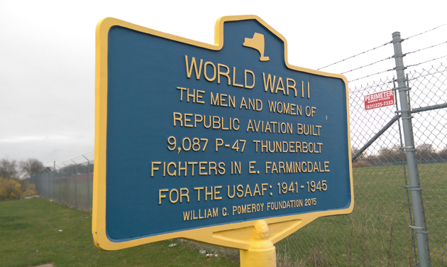 Shedding Light on the Vast Importance of East Farmingdale's Wartime History