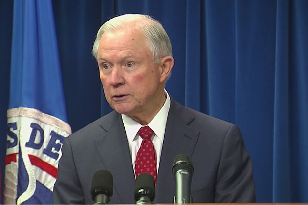 Sessions Announces Massive Opioid Takedown: Arrest of 76 Doctors, 23 Pharmacists, 19 Nurses, 220 Med Workers