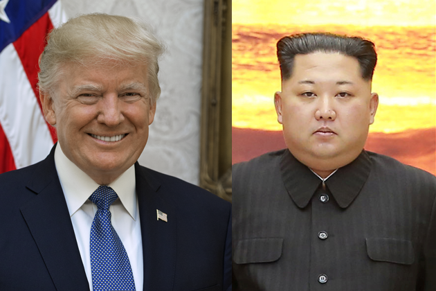 History is Made as World Leaders Donald Trump and Kim Jong Un Meet for First Time at Historic Singapore Summit