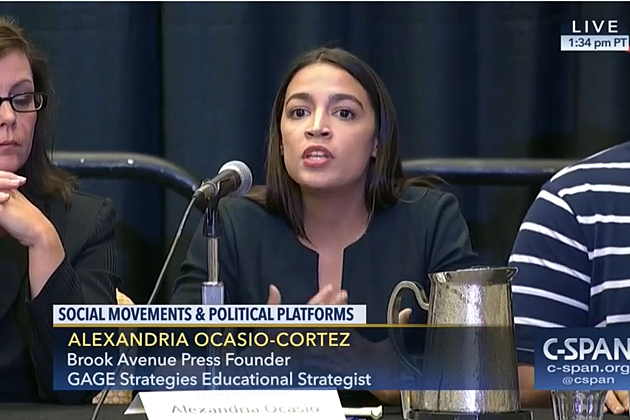 Ocasio-Cortez: Let's Reverse Tax Bill, Make Corps Pay More, Kill Jobs, Weaken Defence; WALA, It's Like Magic