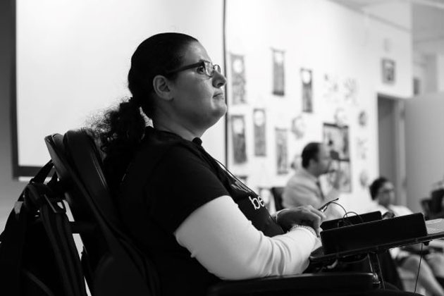 Civics league for Disability