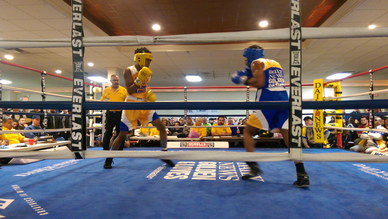 Mineola Golden Gloves Amateur Boxing Fundraiser a Knockout for Charity