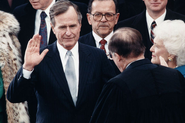 41st U.S. President George H. W. Bush Passes at 94