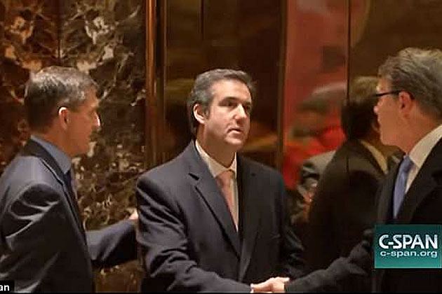 Michael Cohen, Personal Attorney for Donald Trump,  Sentenced To 36 Months In Prison