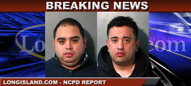 Police Announces Two Arrests in Connection with Multiple Nassau County Larcenies